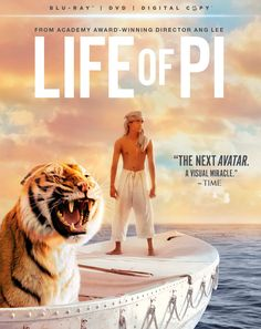 Life of Pi - An amazing story of courage and perserverance - (released 11/21/2012) very good, I enjoyed it!
