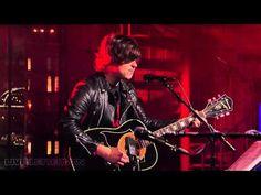 Ryan Adams - English Girls Approximately (Live on Letterman)