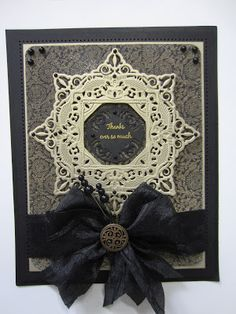 PartiCraft (Participate In Craft) Bg paper with micro beads SB adorning squares