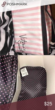 Victoria Secret Makeup bag Makeup bag NWT Victoria's Secret Bags Cosmetic Bags & Cases