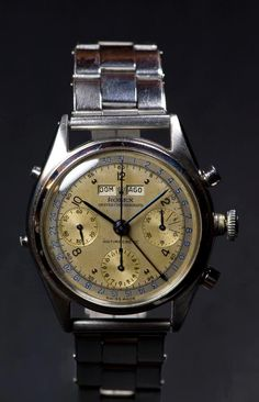Vintage Rolex Chronograph Anti-Magnetic