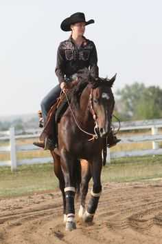 Reining expert Bob Avila tells you how to execute the perfect (well, almost) circle. Written for Horse & Rider magazine.