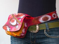 Looking for your next project? You're going to love Hands free Bag or Belt Tote by designer Tutorial GIrl.
