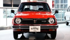 HONDA CIVIC CVCC 1200GL (1975)