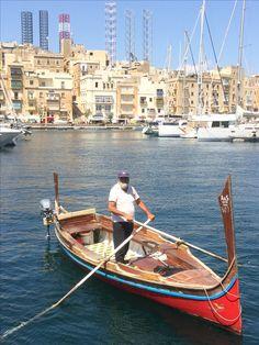 łap linę! Malta, Boat, Malt Beer, Dinghy, Boats, Ship