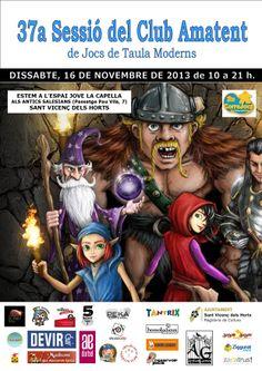 37a Sessió (16-11-2013) http://amatent.blogspot.com.es/2013/11/cronica-37a-sessio-16-11-2013.html