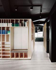 Bergen International Festival Office By Eriksen Skajaa Architects | Yatzer