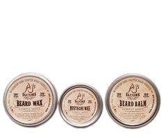 AJ's Elixirs - Beard Grooming Combo, Mens Stocking Stuffer
