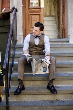 Men's style...