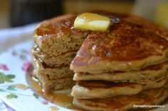 The view from Great Island: Zucchini Walnut Pancakes