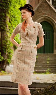 Mad Men Professorial Dress  $86.00  Store: Shabby Apple