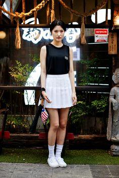 On the street... Sora Jang Busan | echeveau