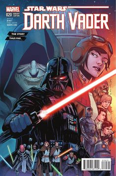 Preview: Darth Vader #20, Story: Kieron Gillen Art: Salvador Larroca Cover: Mark Brooks Publisher: Marvel Publication Date: May 11th, 2016 Price: $3.99 New St..., #All-Comic #All-ComicPreviews #Comics #DarthVader #KieronGillen #MarkBrooks #Marvel #previews #SalvadorLarroca