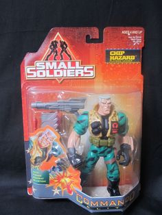 Small Soldiers, Gi Joe, Ghostbusters Birthday Party, Cartoon Toys, Vinyl Toys, Retro Toys, Childhood Toys, 90s Kids, Action Figures