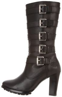 Harley Davidson Darice Leather Motorcycle Boots | Cowgirl Boots ...