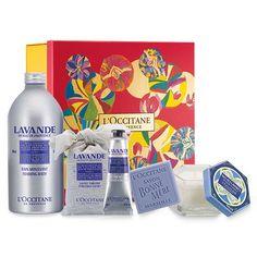 I love L'Occitane lavender anything!