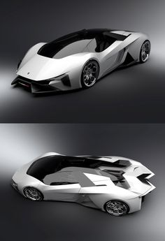 Voiture : Lamborghini Diamante Concept (Version non décapotable)