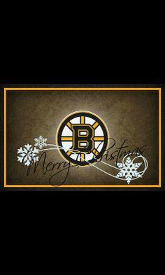 Boston Bruins Merry Christmas Boston Bruins Wallpaper, Boston Bruins Logo, Dont Poke The Bear, Nhl Hockey Teams, Slap Shot, Bobby Orr, Go Pats, Boston Strong, Boston Sports