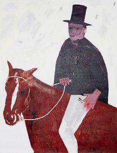 Danny Fox Paintings