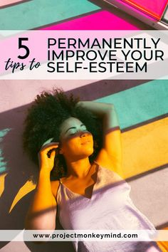 If you're looking to improve your confidence, self-esteem, and well being, discover this life-changing lessons and exercises!  Learn how to improve your self esteem and self worth with these easy ways to improve your body confidence!  #Personaldevelopment #Improvement #Selfgrowth #Selfimprovement #Selfhelp #Selfcare #Bodypositivity  #bodyacceptance #positivebodyimage #selflove #confidence #confident #positivemindset Building Self Confidence, Building Self Esteem, Body Confidence, Positive Outlook On Life, Positive Mindset, Girl Life Hacks, Girls Life, Positive Body Image, Negative Self Talk