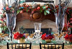 Hillary Thomas' Haute Holiday Table on One Kings Lane