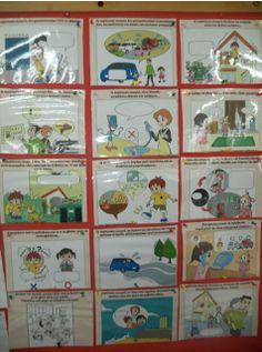 ...Το Νηπιαγωγείο μ' αρέσει πιο πολύ.: Αντισεισμική προστασία Baseball Cards, School, Blog, Schools