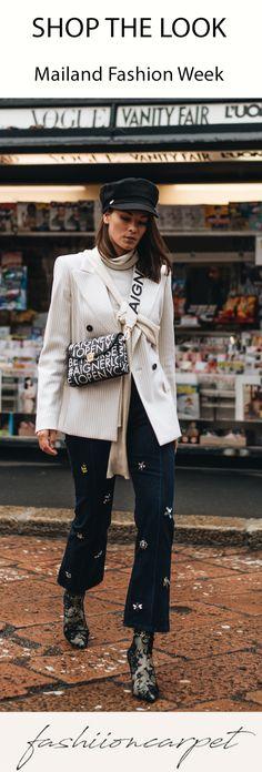 Am Freitagabend besuchten wir die Aigner Fashion Show, wo die neue Herbst/Winter Kollektion 2018 präsentiert wurde. Wie ihr wisst bin ich schon sehr lange ein Fan der Marke und arbeite bereits seit über zwei Jahren mit Aigner zusammen. #aigner #fashionweek #mailand #shopthelook