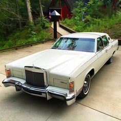 191 Best Lincoln 1975 79 Images In 2019 Lincoln Continental