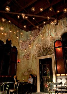Salvage Lounge Bar :: Straight Designs.  In the heart of the Financial District - Downtown LA