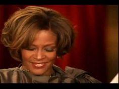 Whitney Houston @Oprah Show, what a fantastic woman! http://spiceshelf.blog.com/