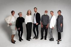 A primeira agência de modelos seniores