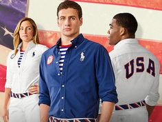 Ralph Lauren turns to TV to spotlight Olympic fashion