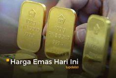 Harga Emas Hari Ini 23 Agustus 2017 Rp 601.000 per gram