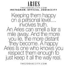 Zodiac Aries Facts! TheZodiacCity.com