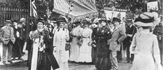 Picnic On the Lawn - Celebrating 120 Years of The Womans Vote in New Zealand