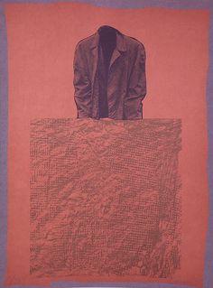 Estudio para un monumento. 1975. Litografía + fotolito, 76 x 56 cm mancha, 76 x 56 cm soporte. 930 €.