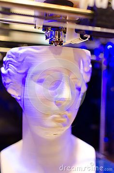 3D Printer With Printing Head - Download From Over 24 Million High Quality Stock Photos, Images, Vectors. Sign up for FREE today. Image: 35272334