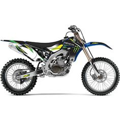 Suzuki RMZ450 Axis Graphics, probably the best looking