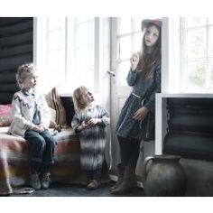 Pierrot la Lune Elvira Dress // PoppysCloset.com   100 % GOTS certified organic cotton.