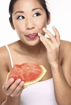 Watermelon for weight loss.