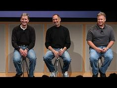 Steve Jobs Q&A session following the Aluminium iMac introduction (2007)