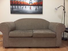 This is a good quality sofa that I bought about a year ago I havent used it much and it had been sitting in storage as I had to move for a little while Ive . Quality Sofas, Free Recycle, A Year Ago, Comfortable Sofa, 3 Seater Sofa, Couch, Storage, Stuff To Buy, Sofa