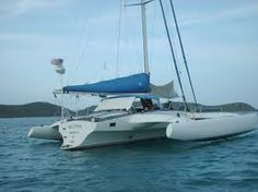 Getting Trimaran sailboat plans Yacht Design, Boat Design, Sailboat Plans, Sailboats For Sale, Build Your Own Boat, Boat Kits, Floating House, Boat Stuff, Water Life