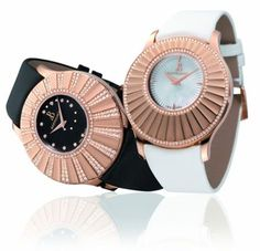 Bertolucci Stria Woman's Barnacle Shaped Watch