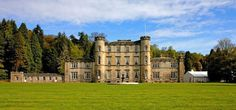Become a princess for a day and get married at Melville Castle