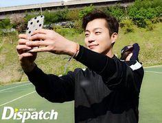 Dujun - Beast 160423 | Shoot for Love Charity Campaign | 160428 koreadispatch update instagram