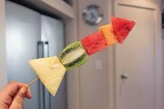 Receta con frutas