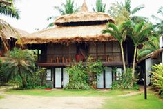 Ananyana's Family Suite is rustic luxury with its fusion of Balinese-Filipino architecture. Filipino Architecture, Balinese, Travel And Tourism, Where The Heart Is, Gazebo, Outdoor Structures, Rustic, Bing Images, Period