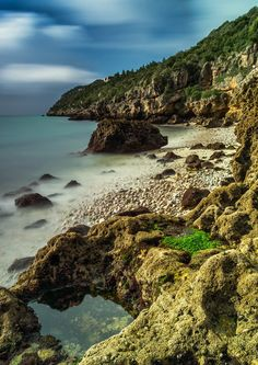 by Emanuel Fernandes Places In Portugal, Portugal Travel, Portugal Trip, Parque Natural, Tide Pools, Sandy Beaches, Taking Pictures, Wonders Of The World, Amazing