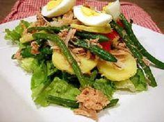 17 Day Diet Salad Nicoise